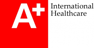 2013 A+ International Healthcare Logo_CMYK